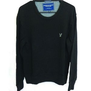 American Eagle Outfitters Sweater Brown Pullover
